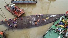 Hàn Quốc triệu Đại sứ Trung Quốc về vụ đâm chìm tàu tuần tra