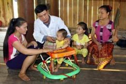 Khoảng 2 triệu trẻ em bị suy dinh dưỡng thấp còi