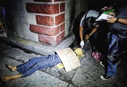 4 nạn nhân nghi là người Trung Quốc bị xử tử tại chỗ ở Philippines