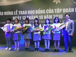 Tập đoàn LOTTE trao học bổng cho sinh viên xuất sắc TP Hồ Chí Minh