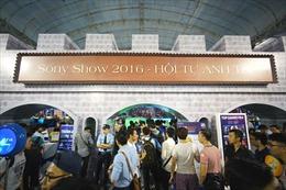 Vincom Mega Mall Royal City bùng nổ với Sony Show 2016