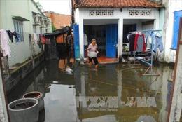 Khắc phục 90% tình trạng ngập úng ở huyện Củ Chi