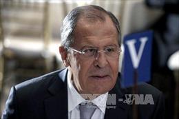 Nga khẳng định nguyên tắc toàn vẹn và độc lập của Syria