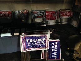 Văn phòng đảng Cộng hòa tại North Carolina bị tấn công