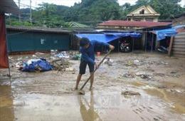 Bộ Y tế yêu cầu xử lý môi trường, quản lý chất thải y tế sau bão lũ