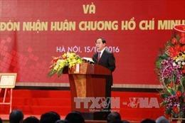 Chủ tịch nước phát biểu kỷ niệm 60 năm Trường ĐH Bách Khoa