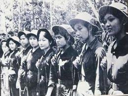 Khánh thành Bia chiến công 11 cô gái sông Hương