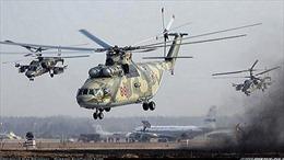 Siêu trực thăng lớn nhất thế giới gia nhập Quân khu miền Tây Nga