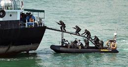 Hải quân Iran giải cứu 2 tàu bị cướp biển tấn công