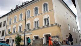 Áo phá ngôi nhà Adolf Hitler chào đời