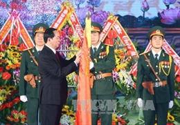 Kỷ niệm 70 năm Ngày Truyền thống Lực lượng vũ trang Quân khu 2