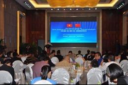 Thúc đẩy hợp tác thương mại, đầu tư, du lịch Việt-Trung