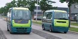 Singapore thử nghiệm xe buýt không người lái