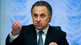 Nga có Phó Thủ tướng về thể thao, chuẩn bị cho World Cup 2018