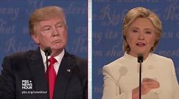 Bí mật bất ngờ: Ông Trump từng hết lời ca ngợi nhà Clinton