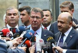 Bộ trưởng Quốc phòng Mỹ tới Iraq đánh giá chiến dịch Mosul