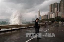 Bão Haima gây thiệt hại lớn ở tỉnh Quảng Đông, Trung Quốc