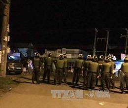 Khẩn trương vận động các học viên quay lại Trại cai nghiện Đồng Nai