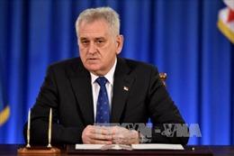 Serbia khẳng định không công nhận độc lập của Kosovo