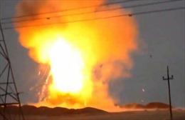 Tên lửa Nga khiến xe tăng Mỹ tả tơi