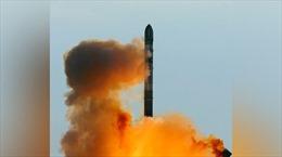 """Nga hé lộ vũ khí khủng thay thế tên lửa """"quỷ Sa tăng"""""""