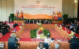 Tuyên bố chung Hội nghị cấp cao CLMV 8 - Nắm bắt cơ hội, định hình tương lai