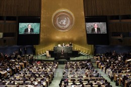 LHQ thông qua Nghị quyết lên án Mỹ cấm vận Cuba