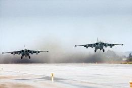 Chiến đấu cơ Nga, Mỹ suýt va chạm ở Syria