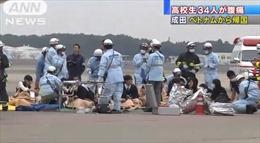 Thông tin chính thức về đoàn khách Nhật Bản bị ngộ độc