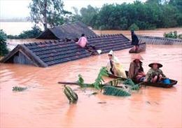 Mùa lụt trong ký ức