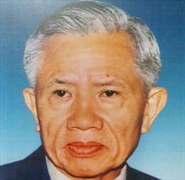 Tiểu sử nguyên Phó Chủ tịch Hội đồng Bộ trưởng Nguyễn Văn Chính