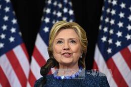 Ngoại trưởng Mỹ phản đối FBI lật lại bê bối email bà Clinton