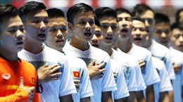 Việt Nam đăng cai giải vô địch Futsal Đông Nam Á 2017