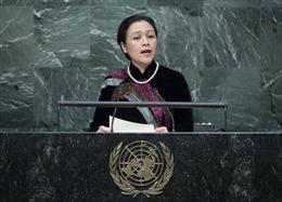 Việt Nam cam kết bảo đảm và thúc đẩy quyền con người