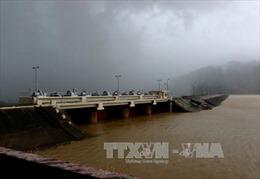 Các hồ chứa nước chủ động xả tràn, tránh ngập lụt hạ du