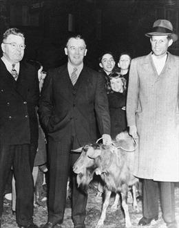 Chiến dịch tranh cử đầu tiên của John Kennedy