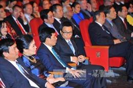 Phó Thủ tướng Vũ Đức Đam dự khai mạc LHP quốc tế Hà Nội lần thứ IV