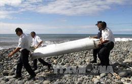 MH370 của Malaysia có thể rơi không kiểm soát
