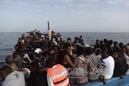 Hơn 100 người thiệt mạng trong vụ chìm thuyền ngoài khơi Libya