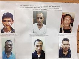Phạt tù nhóm côn đồ nổ súng bắn người tại Cầu Giấy