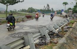 Quảng Bình cảnh báo sạt lở nghiêm trọng sau lũ