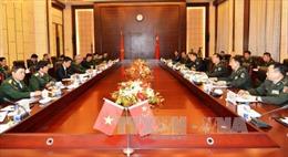 Đối thoại Chiến lược Quốc phòng Việt - Trung lần 6