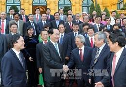 Các Giáo sư, Phó Giáo sư có vai trò quan trọng trong tham mưu cho Đảng, Nhà nước