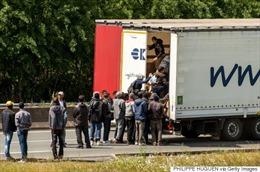 5 người Việt bị bắt giữ khi tìm cách vượt biên trái phép sang Anh