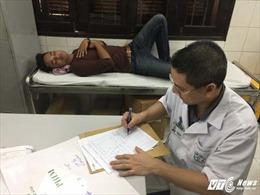 Hà Nội điều tra vụ hai phóng viên bị hành hung