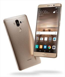 Ra mắt điện thoại Huawei Mate 9