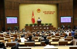 Kỳ họp thứ 2, Quốc hội khóa XIV: Cần quy định các trường hợp được nổ súng
