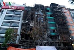 Sau vụ cháy lớn, Hà Nội yêu cầu tạm dừng nhiều cơ sở kinh doanh karaoke