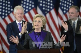 Twitter tràn ngập lời xin lỗi sau thất bại của bà Clinton