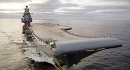 """""""Đô đốc Kuznetsov"""" làm phiến quân Syria hoảng sợ"""